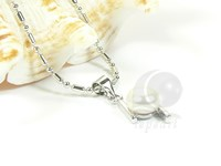 8-8.5mm freshwater pearl pendant in wholesale price