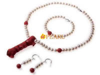 7-8mm white cultured freshwater button pearl necklace onsell