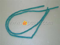 Wholesale 4*13mm blue column turquoise strands online